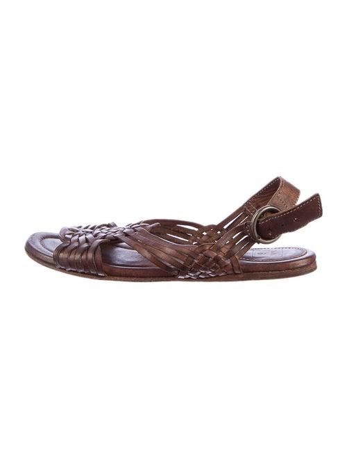 e95ee839da53b Frye Jacey Huarache Slingback Sandals - Shoes - WF810003