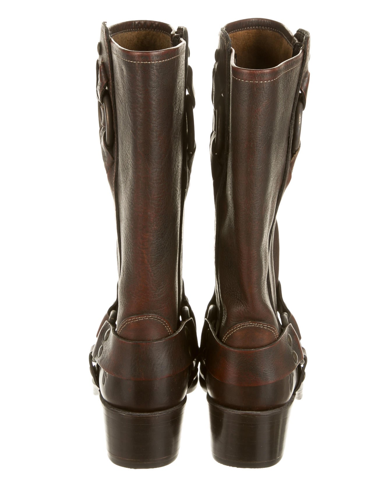 frye boots shoes wf820098 the realreal
