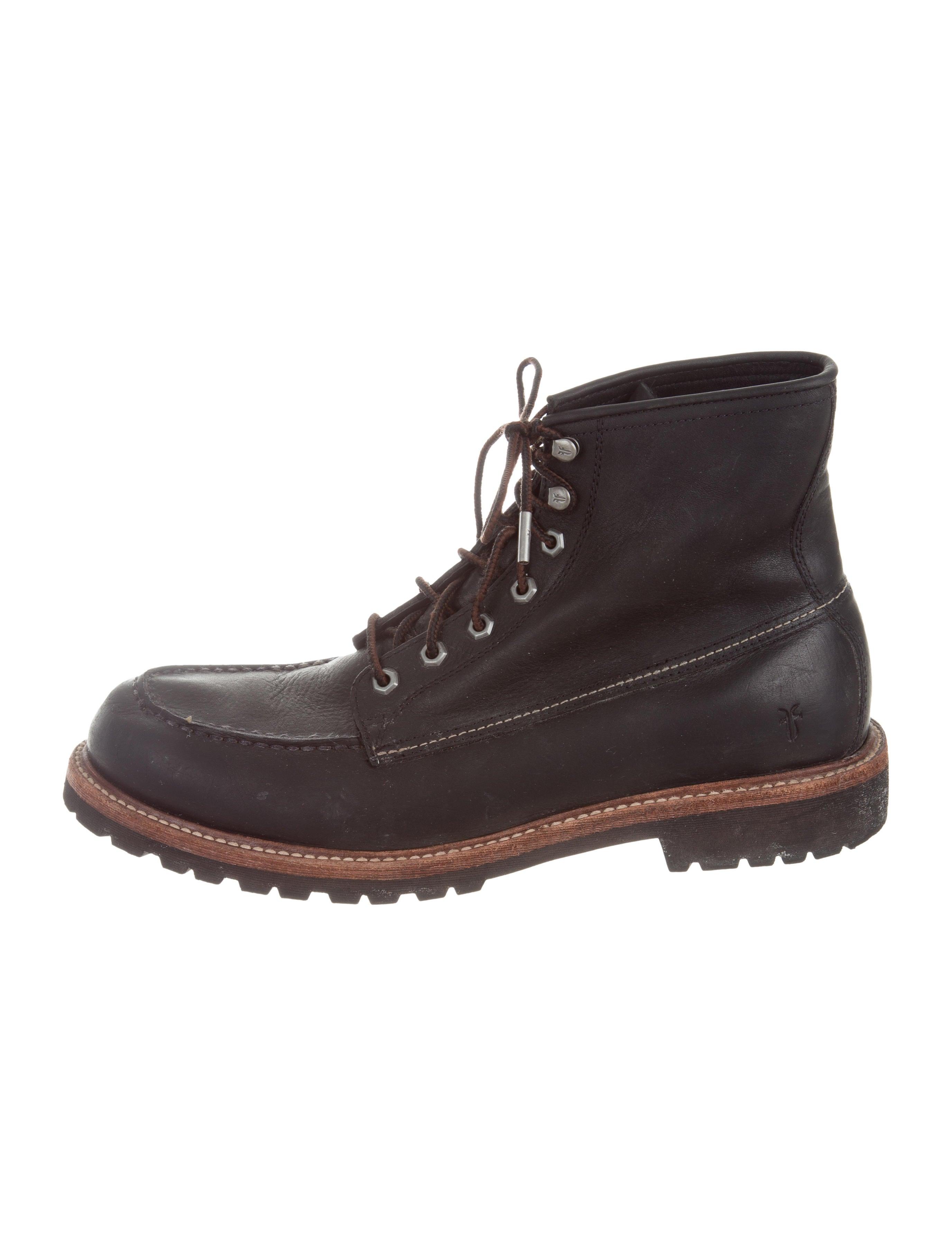 frye dakota hiking boots shoes wf821225 the realreal