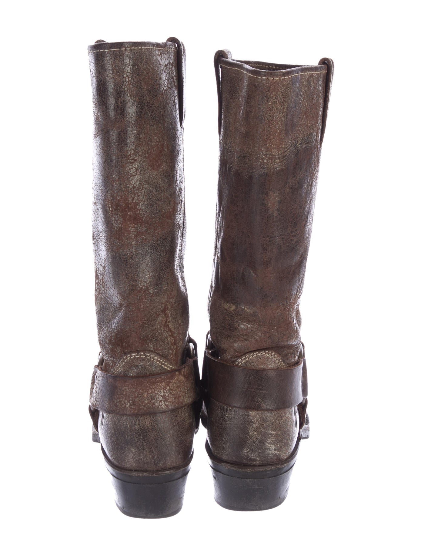 Antique Dining Room Tables For Sale Frye Distressed Cowboy Boots Shoes Wf821466 The Realreal