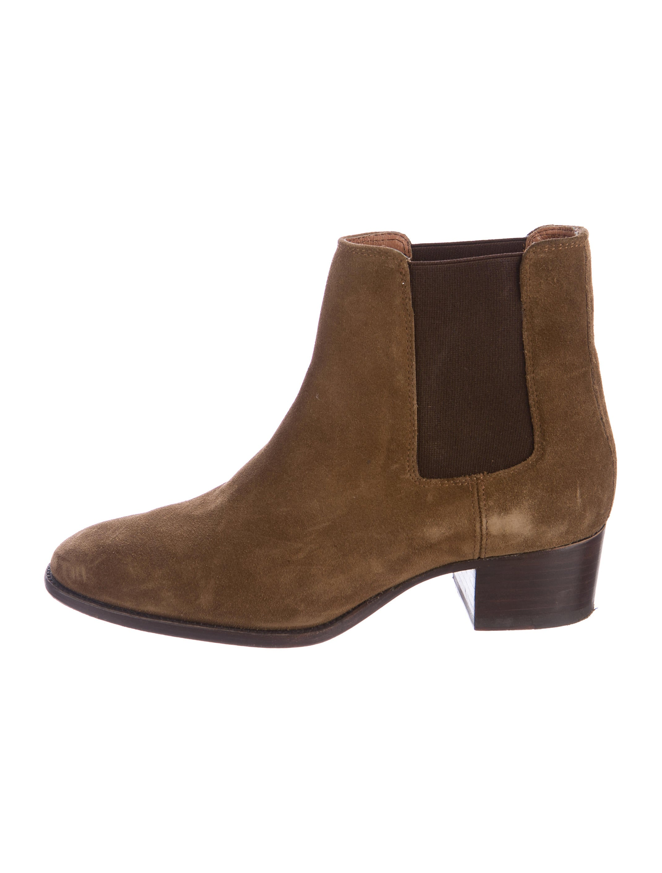 frye suede toe ankle boots shoes wf821485 the