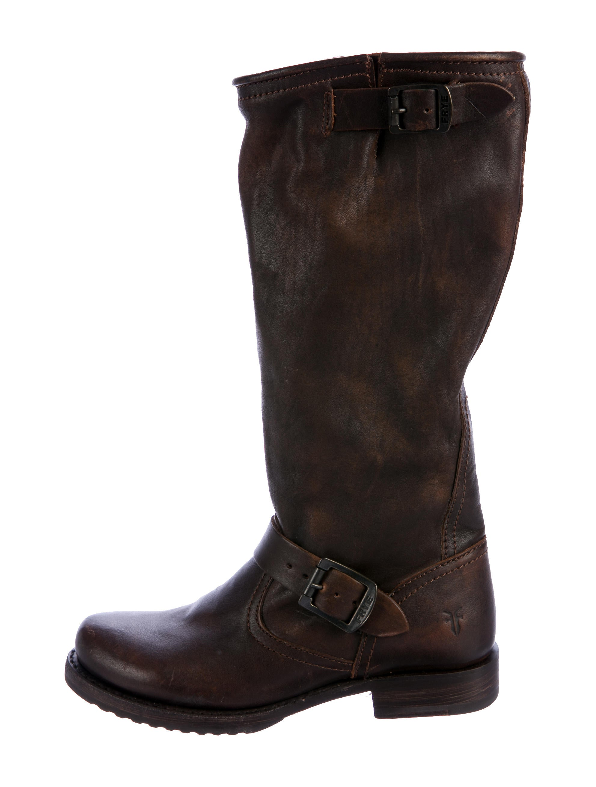 Frye Veronica Mid-Calf Boots w/ Tags outlet big sale free shipping release dates best place sale online wuETJD