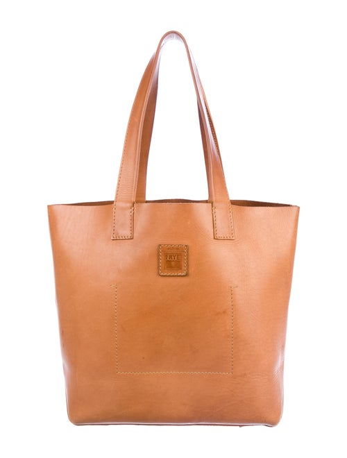 Frye Leather Tote Brown