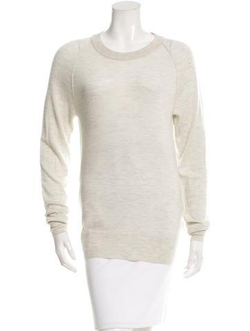 Giada Forte Cashmere Crew Neck Sweater w/ Tags None