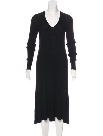 Giada Forte Wool Knit Dress w/ Tags None