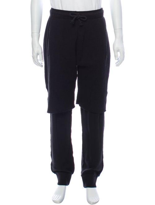 424 on Fairfax Cargo Pants Black