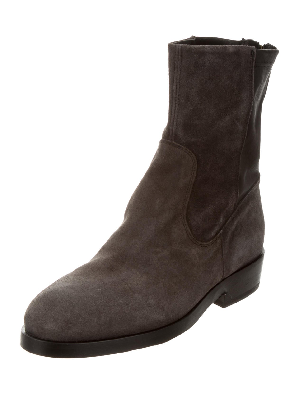fiorentini baker suede ankle boots shoes wfb20311