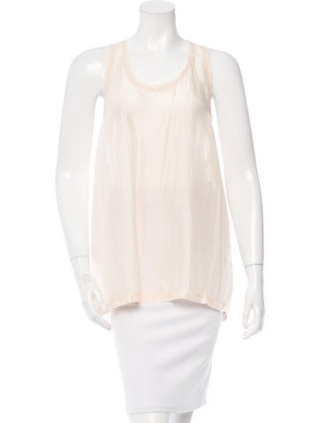 Faith Connexion Silk Sleeveless Top w/ Tags