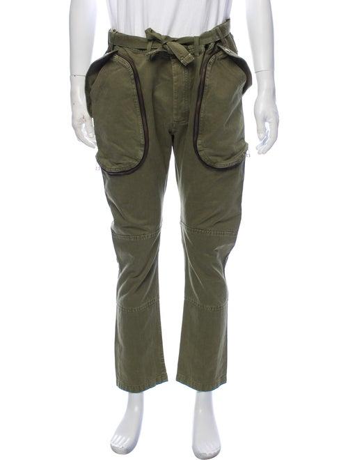 Faith Connexion Cargo Pants Green