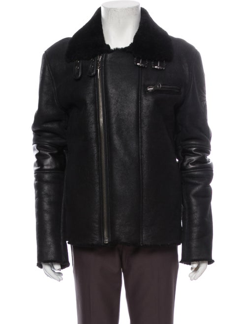 Faith Connexion Moto Jacket Black