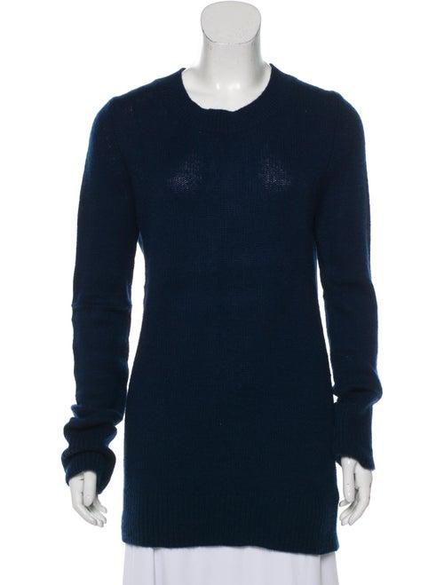 Christopher Fischer Cashmere Crew Neck Sweater Blu