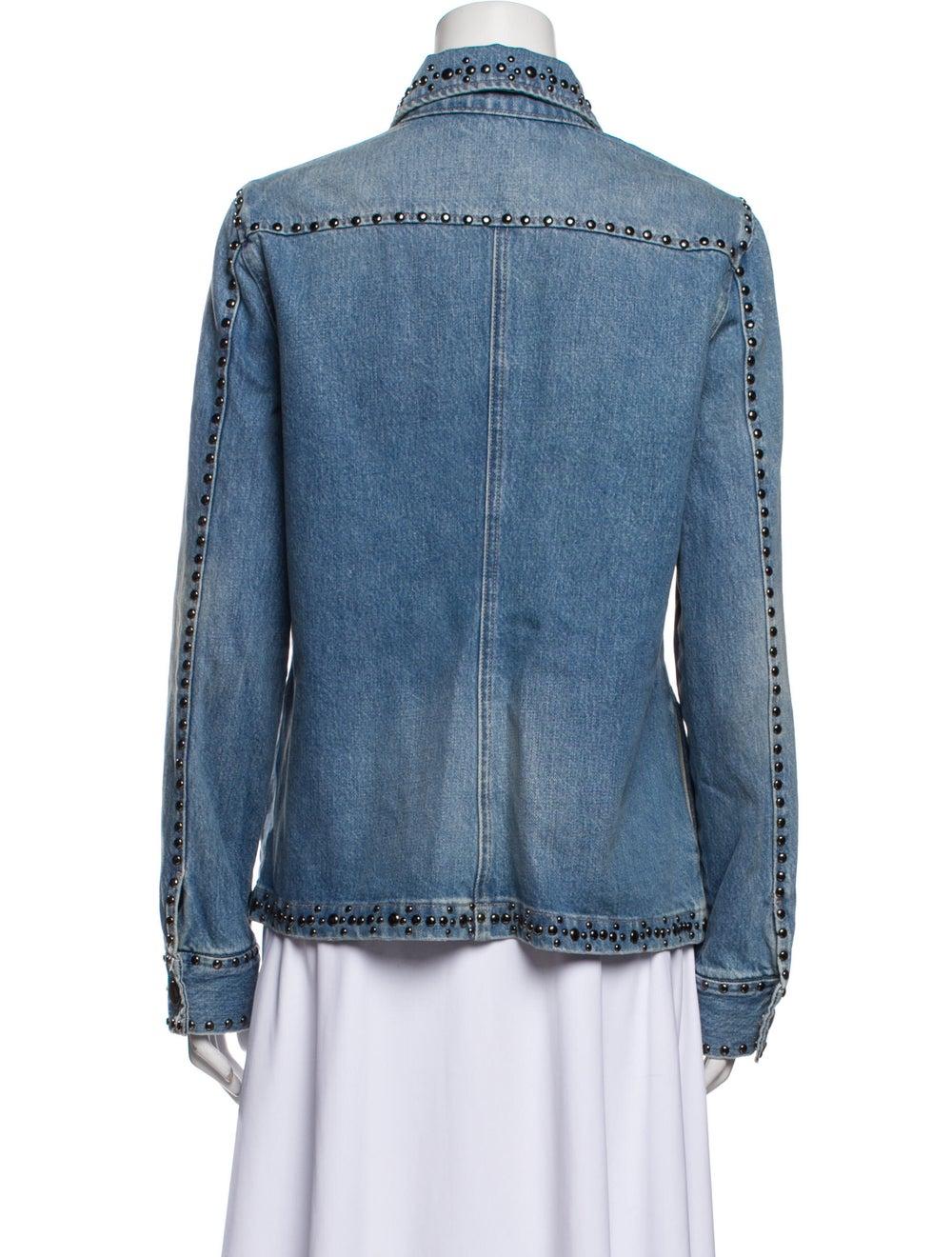 Frame Denim Jacket Denim - image 3