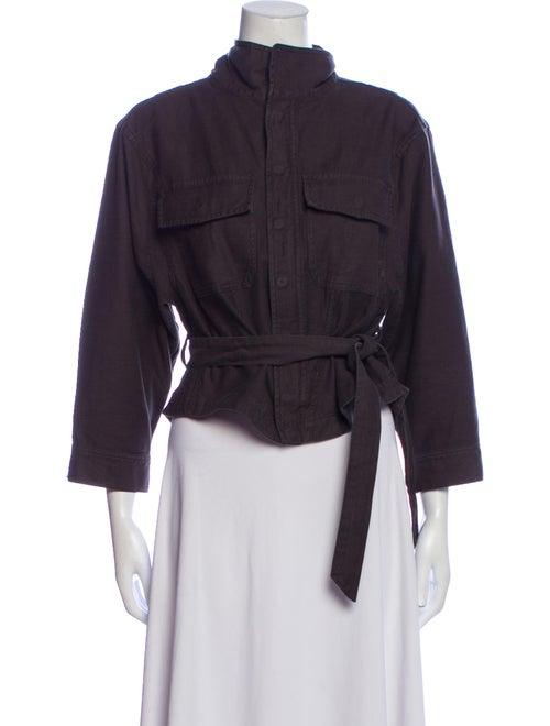 Frame Denim Jacket Denim - image 1