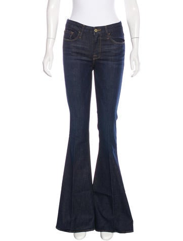 Frame Denim Le Bell Flared Jeans w/ Tags