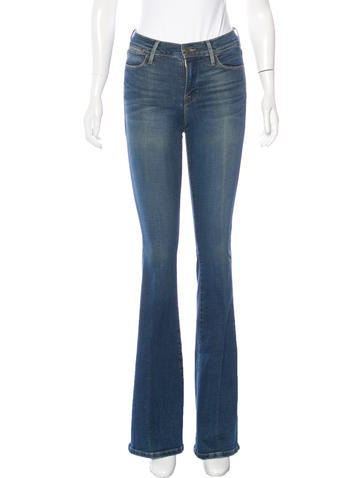 Frame Denim Le High Flared Jeans w/ Tags
