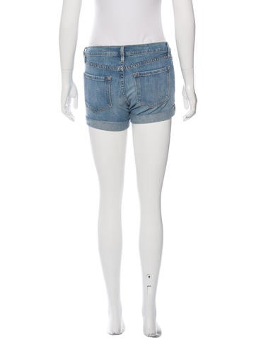 Cutoff Denim Shorts w/ Tags