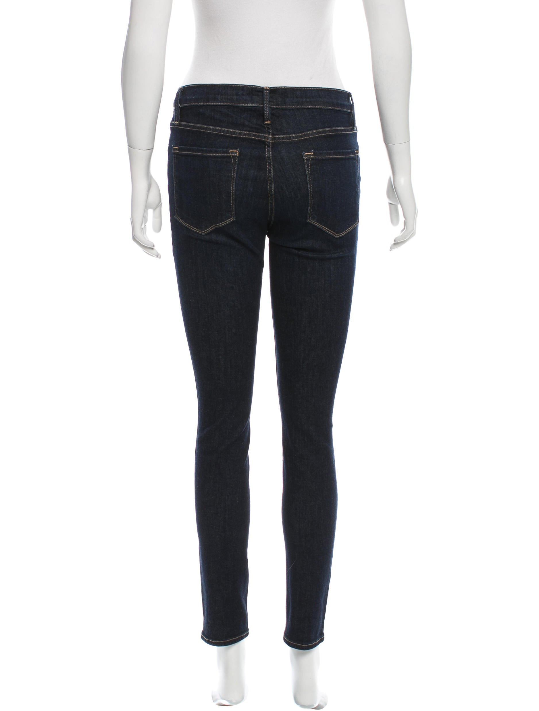 With skinny jeans in petite sizes from Old Navy, you'll have the same number of stylish options that standard-sized women have, all brilliantly tailored to fit your unique frame. No more cuffing your ankles and settling for jeans that are a little too baggy in the wrong places.