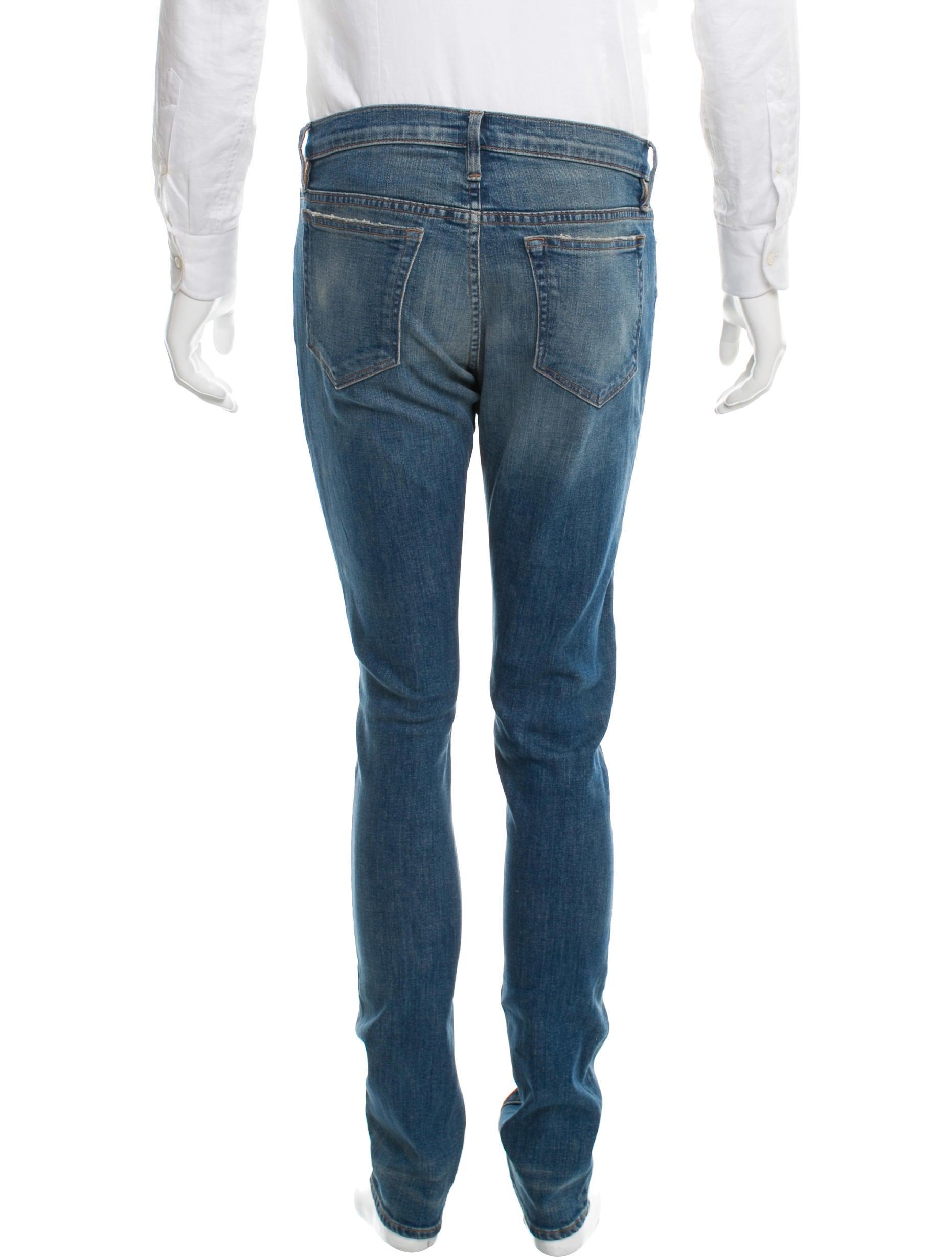 frame denim l 39 homme skinny jeans clothing wfd24435. Black Bedroom Furniture Sets. Home Design Ideas