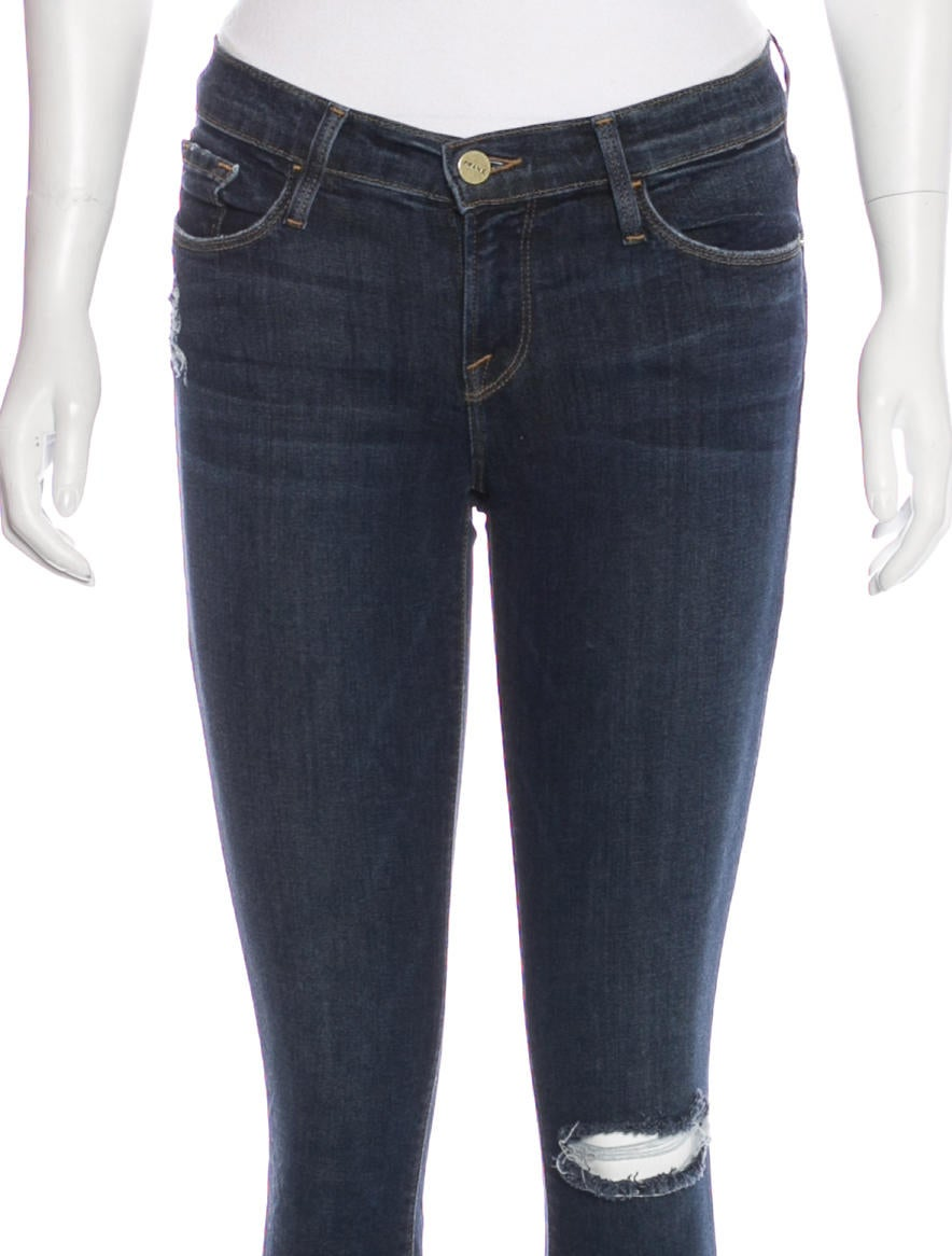 Low Rise Jeans For Women. Add a stylish twist to the quintessential ultra-casual fashion ensemble of jeans and a t-shirt by choosing to accessorize with a pair of low-rise denim pants. Available in a variety of colors and styles, low-rise jeans for women will add a fashionable and relaxed touch to any casual outfit.