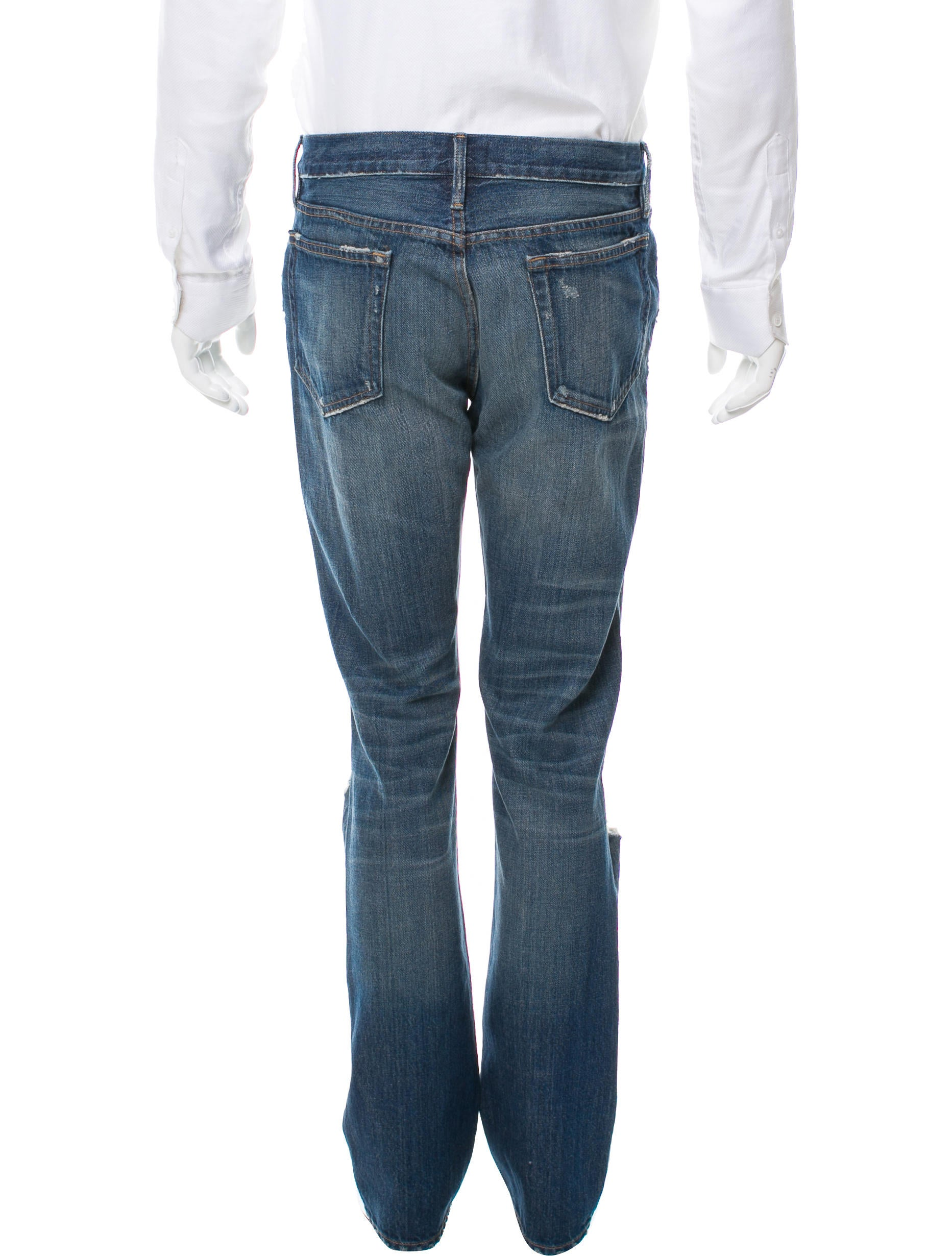 frame denim l 39 homme slim jeans w tags clothing wfd25832 the realreal. Black Bedroom Furniture Sets. Home Design Ideas