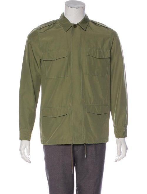 Frame Lightweight Field Jacket olive