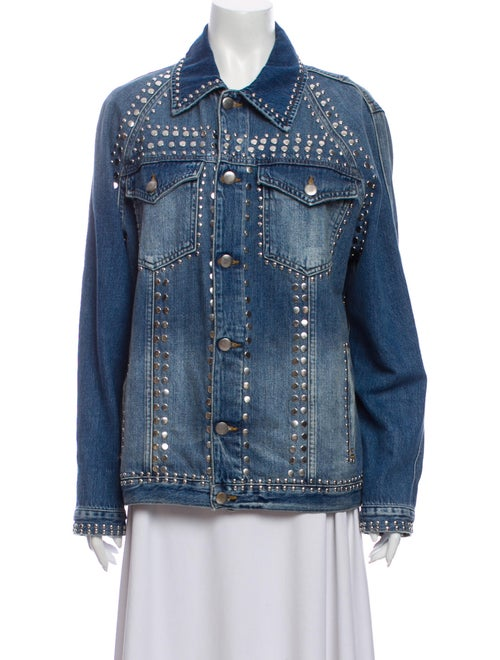 Frame Denim Jacket Denim