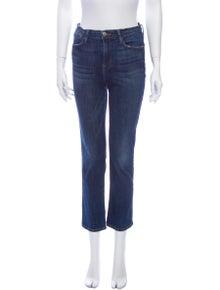 FRAME York Straight Leg Jeans