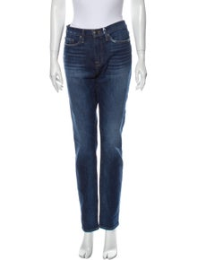 FRAME Mid-Rise Skinny Leg Jeans w/ Tags