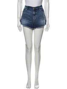 FRAME Mini Shorts