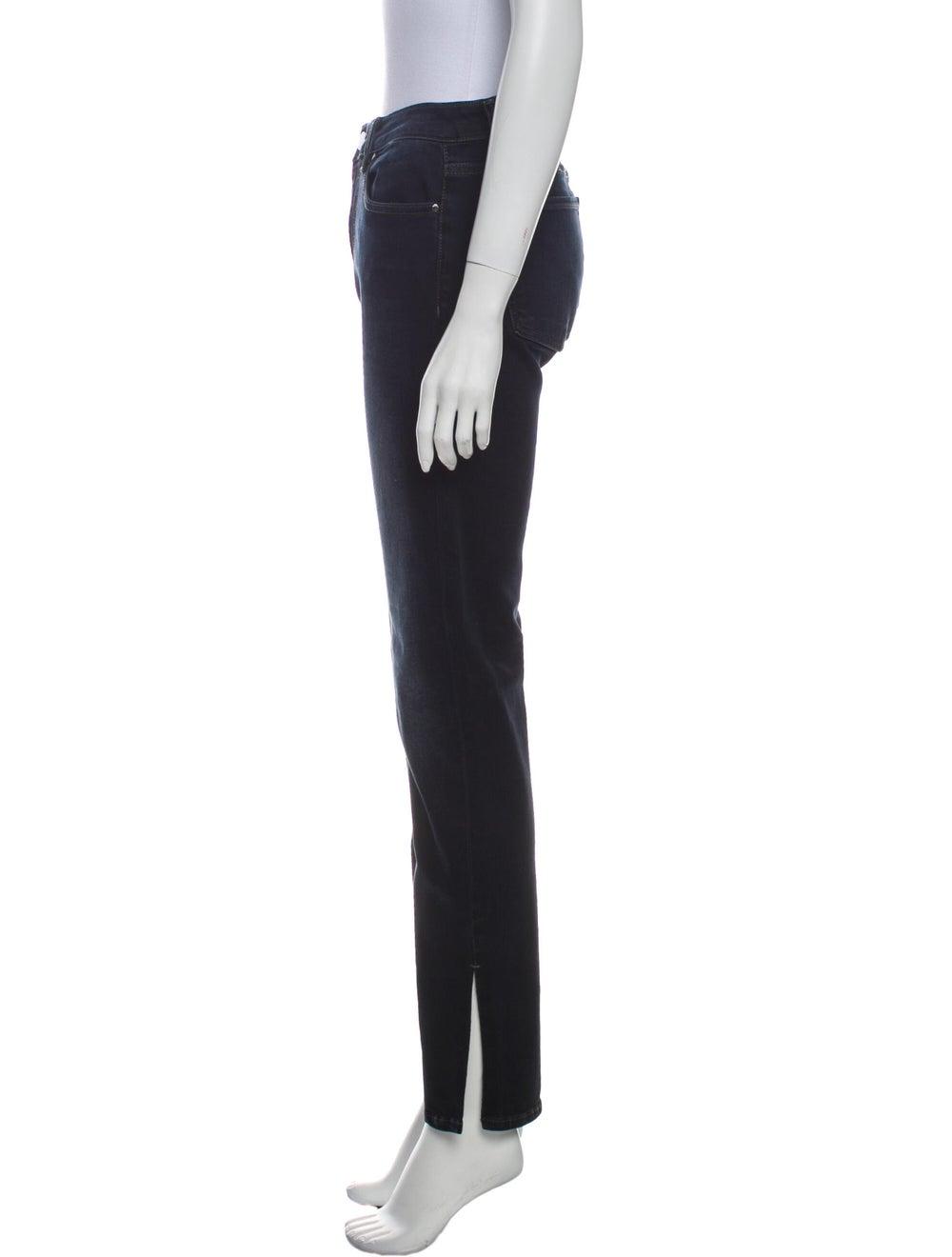 Fidelity Denim Mid-Rise Straight Leg Jeans w/ Tag… - image 2