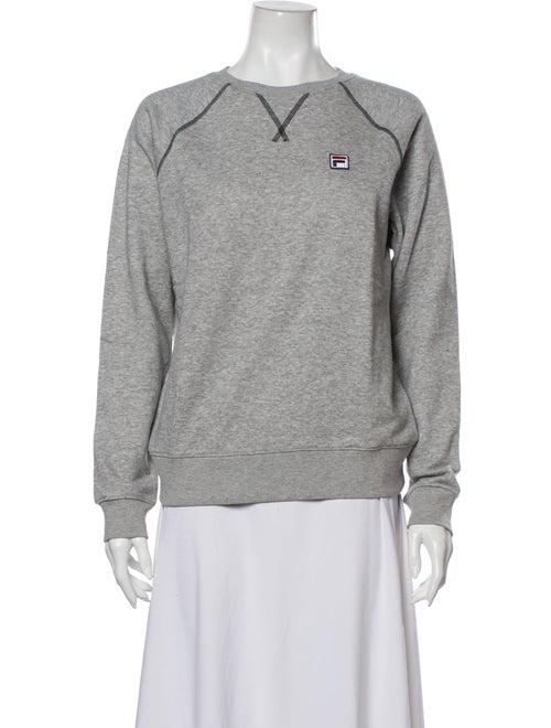Fila Crew Neck Sweater Grey