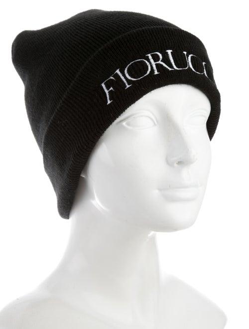 914d02517d9 Fiorucci Logo Knit Beanie - Accessories - WFIRU20043