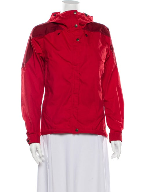 Fjällräven Utility Jacket Red