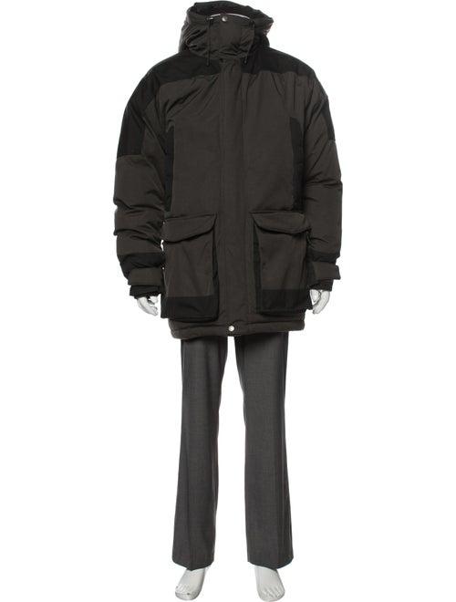 Fjällräven Puffer Coat Grey