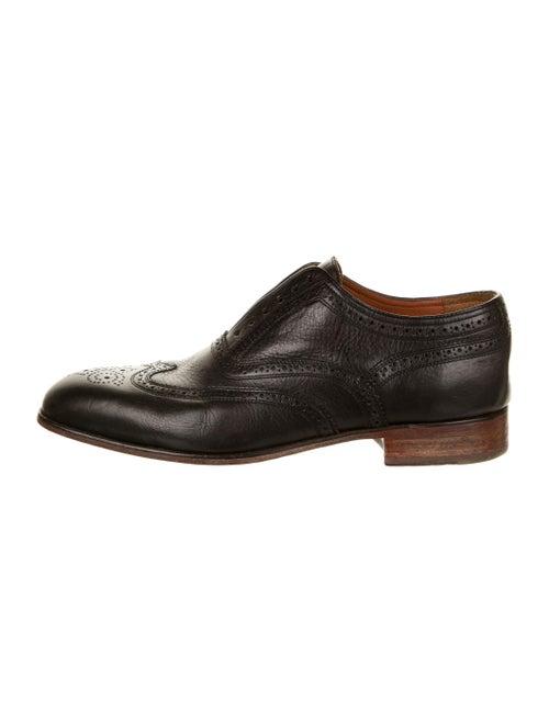 Florsheim x Duckie Brown Leather Brogues Brown