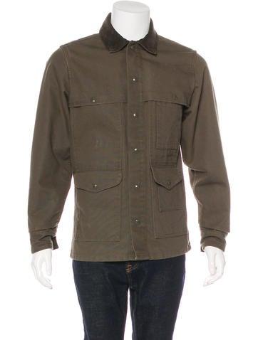 Filson Canvas Field Jacket None