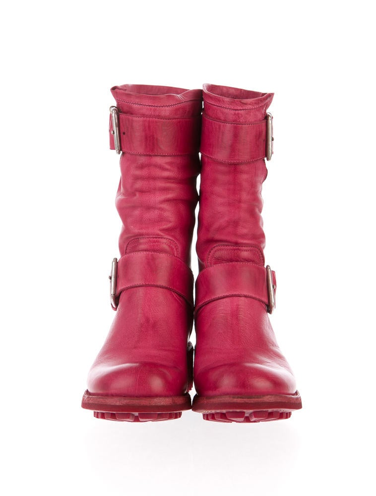 Freelance Motorcycle Boots - Shoes - WFN20005 | The RealReal