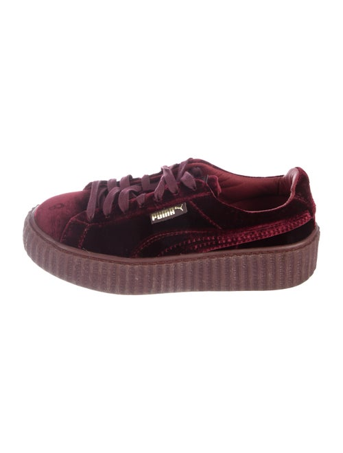 Fenty Creeper Platform Sneakers