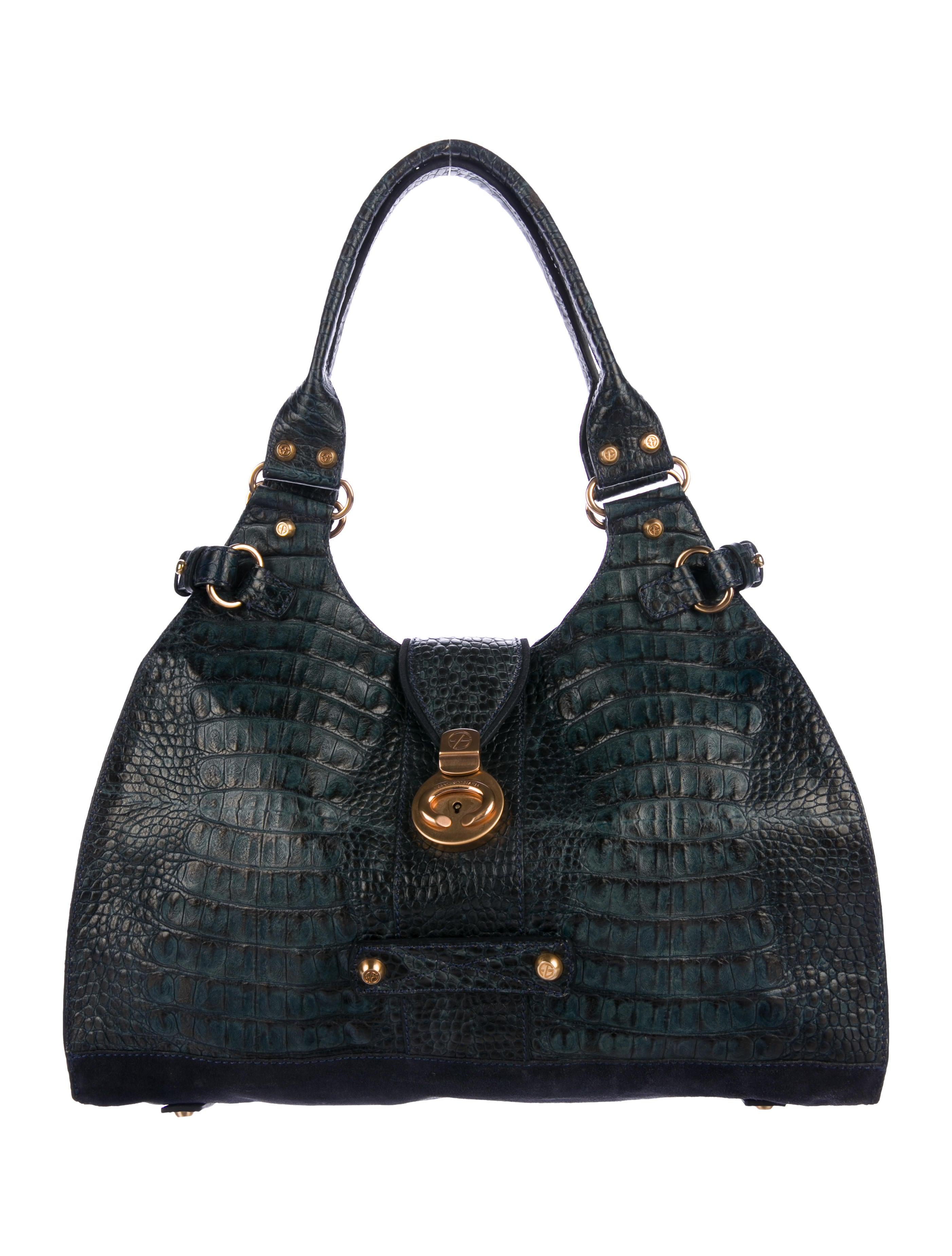 3d175d09ffd94 Biasia Embossed Francesco Shoulder Leather Bag 41nwRd in shambles ...