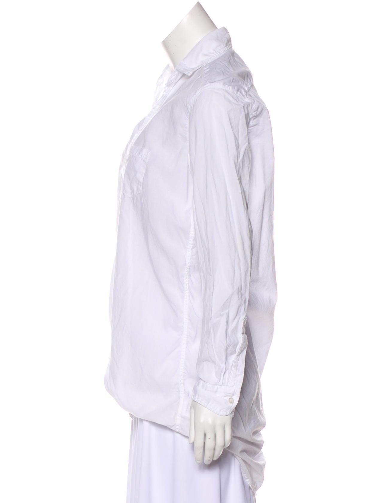 Frank Eileen Long Sleeve Button Up Shirtdress Clothing