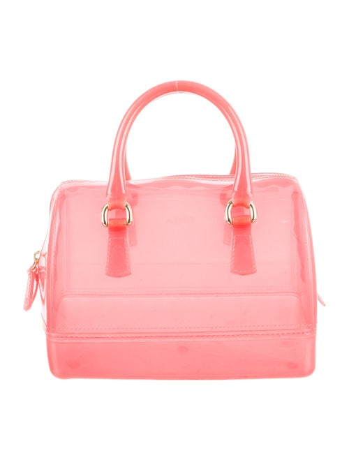 Furla Candy Handle Bag Pink