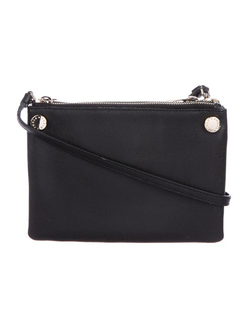 Furla Leather Crossbody Bag Black