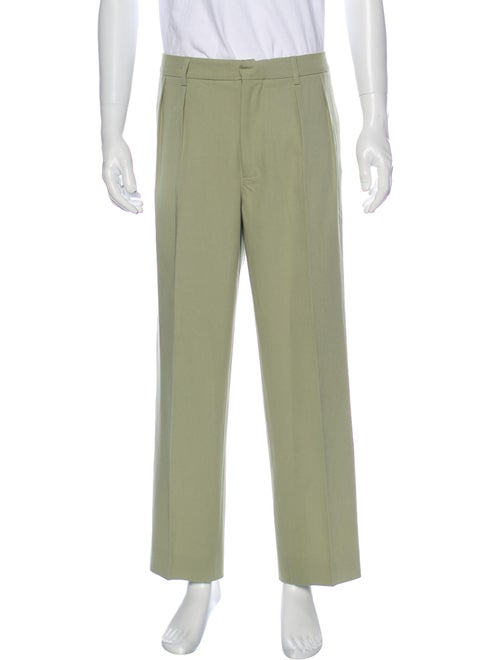 Fucking Awesome Pleated Pants Green