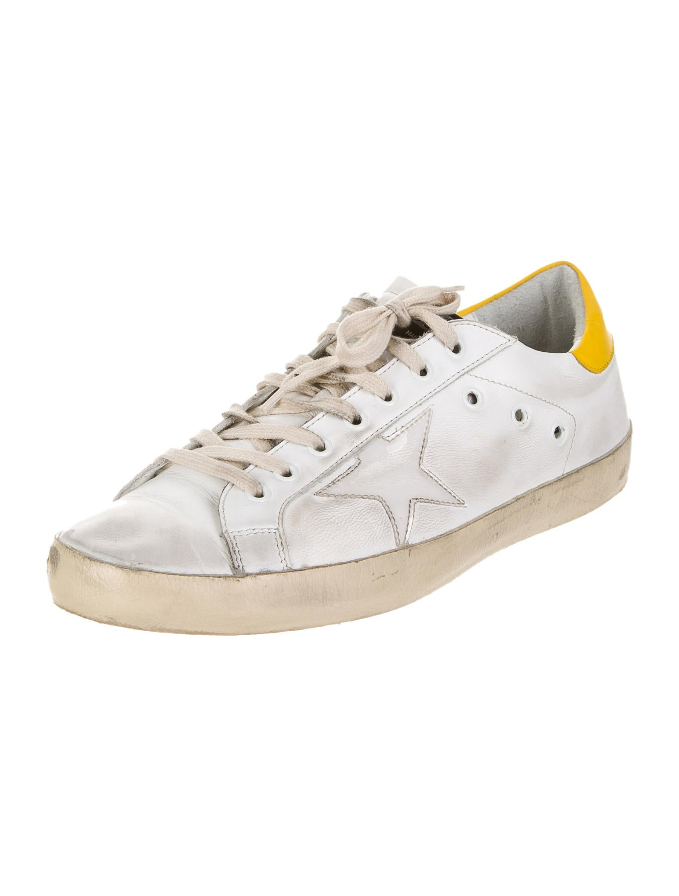 Golden Goose Sneakers - Shoes - WG520697 | The RealReal