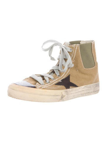 V-Star High Top Sneakers