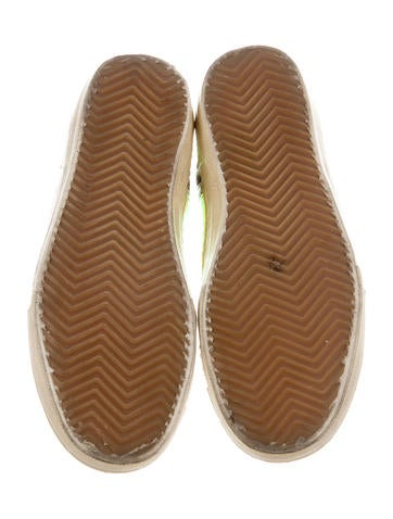 Metallic Francy Sneakers
