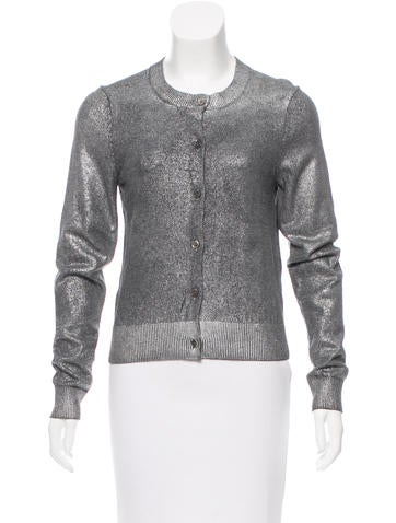 Golden Goose Wool & Cashmere-Blend Cardigan None