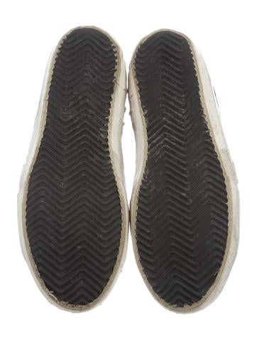 Slide Sequined Sneakers