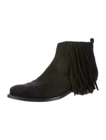 Crosby Suede Boots