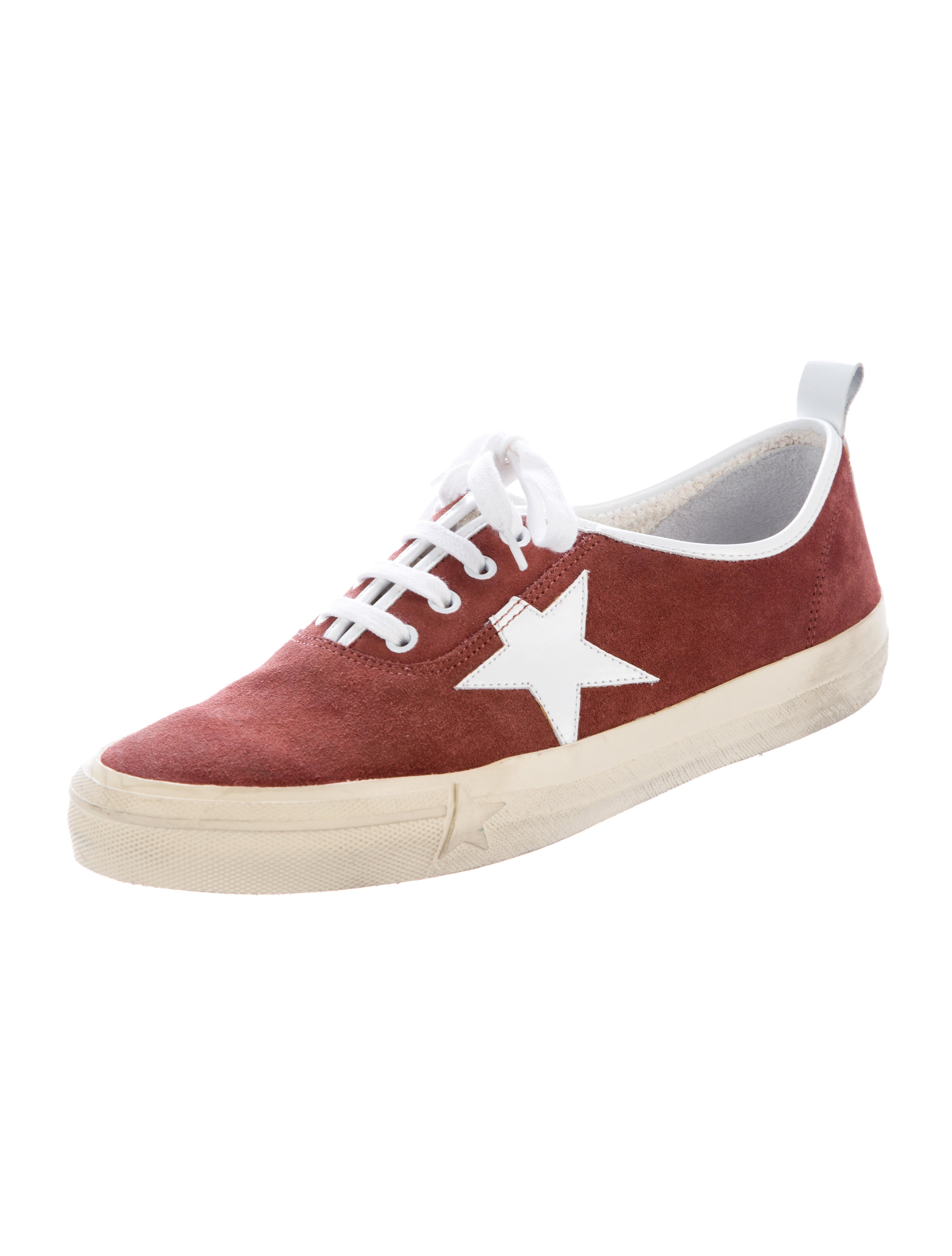 with mastercard sale online buy cheap outlet store Golden Goose Suede California Sneakers w/ Tags discount reliable cheap sale shop for F9B2vcujFl